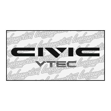 Civic VTEC C4G Blenda 21 cm