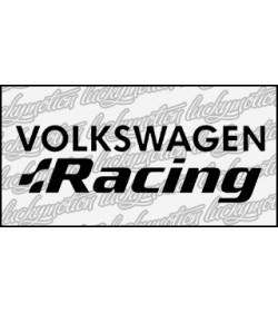 Volkswagen Racing 15 cm