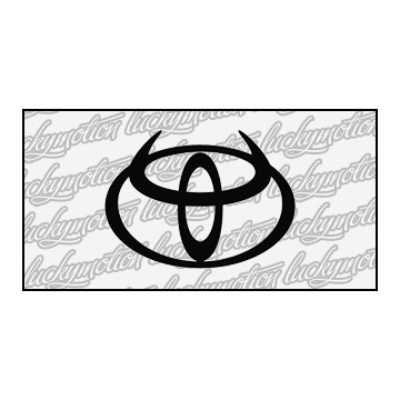 Devil Toyota 9 cm