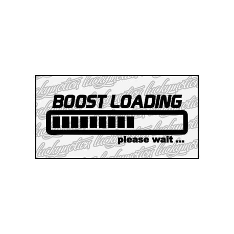 Boost Loading 16 cm